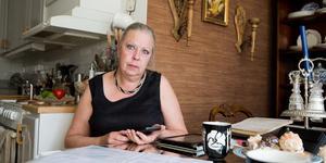 Auli Vilmusenaho blev inte informerad av Arbetsförmedlingen om att de avslutat hennes plats i Jobb- och utvecklingsgarantin.