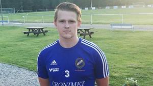 Pawel Gentek är tillbaka i Fagersta Södra efter ett uppehåll för att starta upp sin civila karriär. Foto: Fagersta Södra