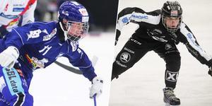 Albin Thomsen – i Villa nu, i SAIK förra säsongen. Bild: Jonna Igeland / Andreas Tagg