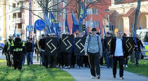 Nazistiska Svenskarnas Parti- snart i en skola nära dig?