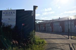 Här, på Sjulhamregatan 3, ligger  Kent Ströms industrifastighet.