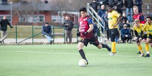 Daniel Tarcio fortsätter att producera mål även i division 3.
