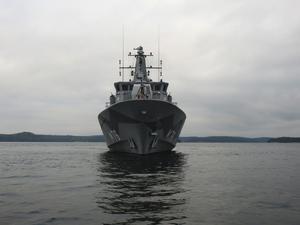 Foto: FörsvarsmaktenMinröjningsfartyg 4. sjöstridsflottiljen