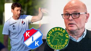 Björn Lindéns Kvarnsveden gästas av Calle Barrlings Ljusdal på lördag.
