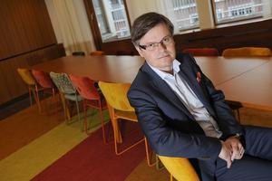 Kenneth Bengtsson har varit vd för Ica och ordförande för Svenskt näringsliv. Foto: Anders Wiklund/TT
