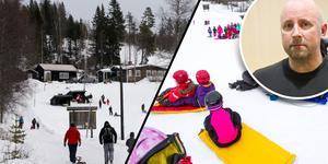 Enhetschefen Peter Knapp presenterade Projekt Kajvall vid arbetsmarknads- och socialnämndens möte på tisdagen. Förhoppningen är att kunna öppna anläggningen till vintersäsongen 2019/2020.