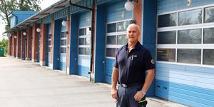 Ove Jansson är yttre befälhavare på räddningstjänsten Sala-Heby. Han säger att räddningstjänsten aldrig varit så förberedd för bränder som den är idag.