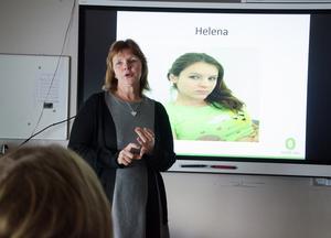 Den 12 januari 2013 drabbades Eva Wedberg och resten av hennes familj av en stor tragedi. Helena – deras dotter och syster – tog sitt liv. Som en del i att bearbeta den hemska händelsen har Eva Wedberg valt att engagera sig i föreningen Suicide Zero och föreläsa om självmord. Nyligen var hon inbjuden till Myrvikens skola.