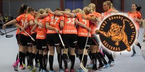 Rönnby Tigers förbereder sig för fullt inför säsongen och har redan spelat sin första träningsmatch