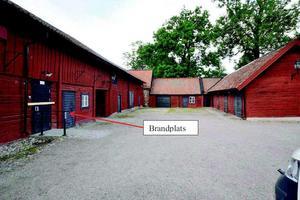 Här inne misstänks Ulf Borgström ha startat en brand. Foto: Förundersökningsprotokoll.
