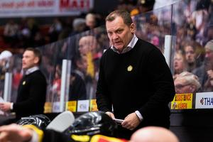 Magnus Sundquist har inte många backar att välja mellan just nu. Foto: Bildbyrån