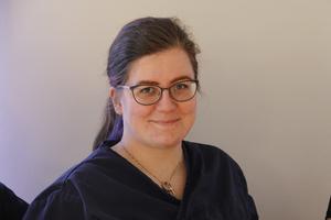 – Det nya arbetssättet har gjort jobbet roligare, säger undersköterskan Zandra Svensson.