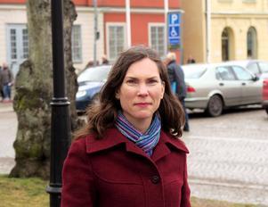 Anna Ahnér (S), oppositionsråd i Askersunds kommun. Arkivfoto: Katarina Hanslep/NA
