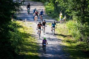 Cykelvasan populärt sommarinslag – 20 000 anmälda.Foto: Vasaloppet
