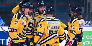 SSK inleder säsongen med att riva av möten med två allsvenska nykomlingar. Bild: Maxim Thoré/Bildbyrån.