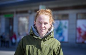 Anna Olofsson, 37 år, scenograf, Kovland: