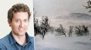 Per Holmberg på vädertjänsten Foreca varnar för mycket hårda vindar i norra dalafjällen och främst Idre och Grövelsjön.