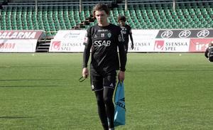 Pontus Jonsson var en av de yngre förmågorna som fick speltid och levererade också ett mål och två assists.