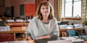 Karin Jonsson (C) tar över som ledare av kommunstyrelsen i Krokom från och med första januari 2020.