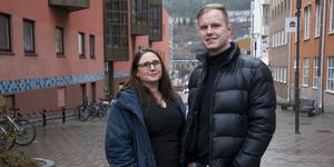 Liberalerna Örnsköldsvik, Erica Markusson, André Strödin