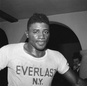 Floyd Patterson (1925–2006) var den förste tungviktsmästare som återtog titeln efter att ha förlorat den. Foto: AP