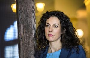 Silvia Avallone besöker Bokmässan för att tala om sin nya roman,
