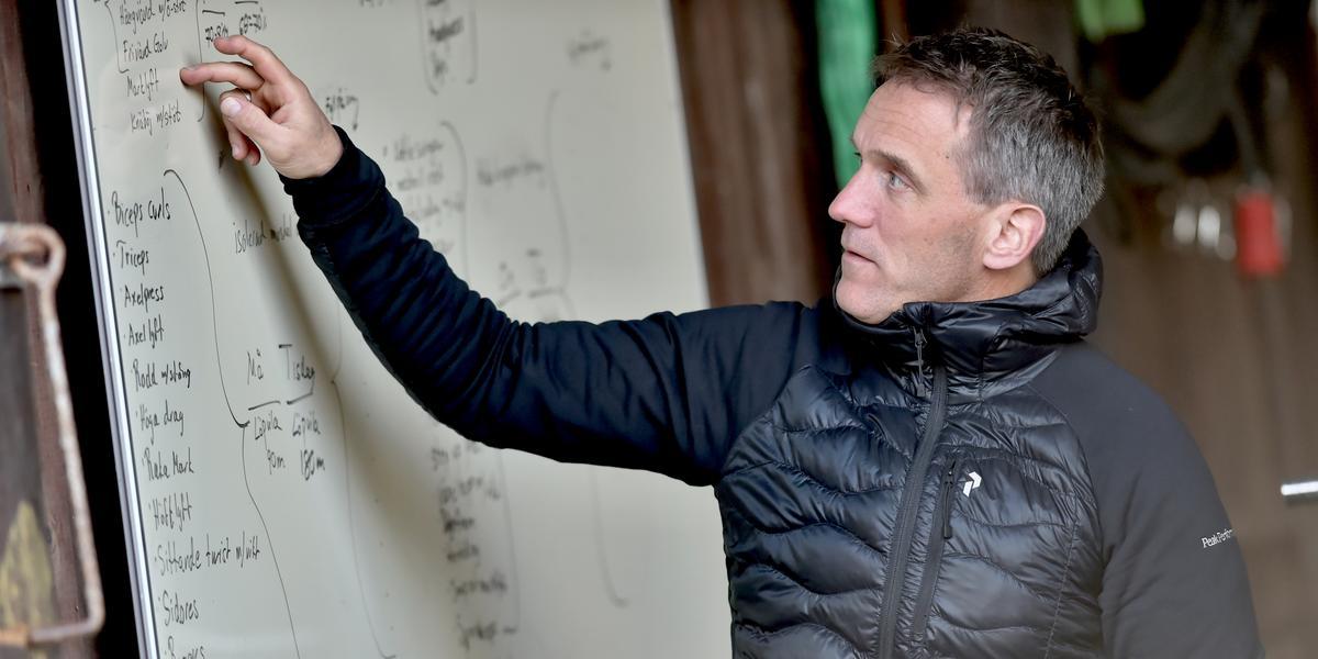 """Trots tre raka förluster – VBK-tränaren belåten med cupinsatsen: """"Nu går vi in på detaljerna"""""""