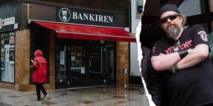 Bankiren och Club Rockers, som drivs av arrangören Lasse Holmgren, går skilda vägar.Foto: Martin Bohm/William Holm