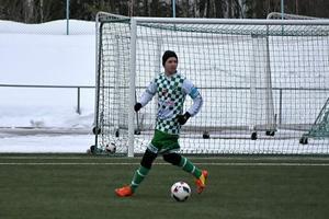 Joakim Andersson kom tillbaka till Ånge i och med omstarten förra året. Bild: Privat