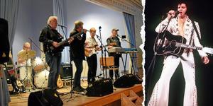 Elvis Presleys musik återuppstår i Ångermanland. Bild Ulf Nilsson och TT