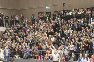 De senaste årens publiksuccé har skapat ett stort basketintresse i Jämtland. Det märks bland annat på biljettförsäljningen inför årets ligasäsong.