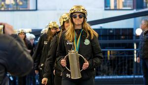 Känslan när man är årets spelare och svensk mästare 2019...