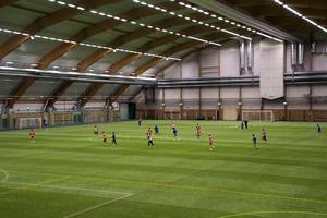 Insändarskribenten skulle vilja att man undersöker möjligheterna att utveckla Gärdehov när man planerar för nya areabyggen. Bilden är från Nordichallen.