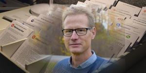 Anders Bengtssons KD ökade från 232 Gagnefsröster vid EU-valet 2014 till  416 vid det nu genomförda valet.