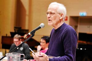 – Det hade varit bra om vi haft en bättre geografisk spridning på vår regionlista, men vi kan inte tvinga någon att ställa upp, säger Gunnar Fors.