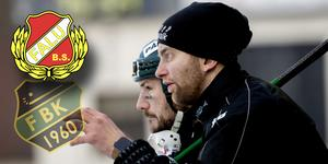 Joakim Björkman är ny tränare i Falu BS.