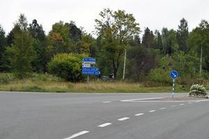 I Avesta är det 60,5 meter bilväg per invånare men 454 meter i Malung-Sälen.