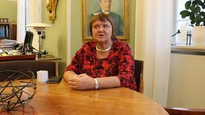 AnnSofie Andersson lev både chockad och ledsen när beskedet  kom att Daniel Kindberg  är inblandad i en brottsutredning.