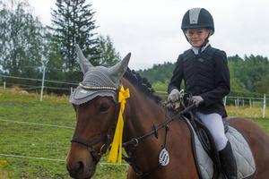 Lea Söderlund Brolin, 11 år