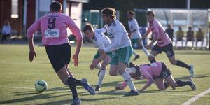 Frösön vann derbyt mot Alsen med 2-0, efter mål av Anton Olofsson och André Larsson.