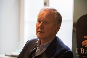 Leif Östling, 74 år, började på Scania som trainee 1972. 1989 blev han chef för Scania, och 1996-2012 var han företagets vd.