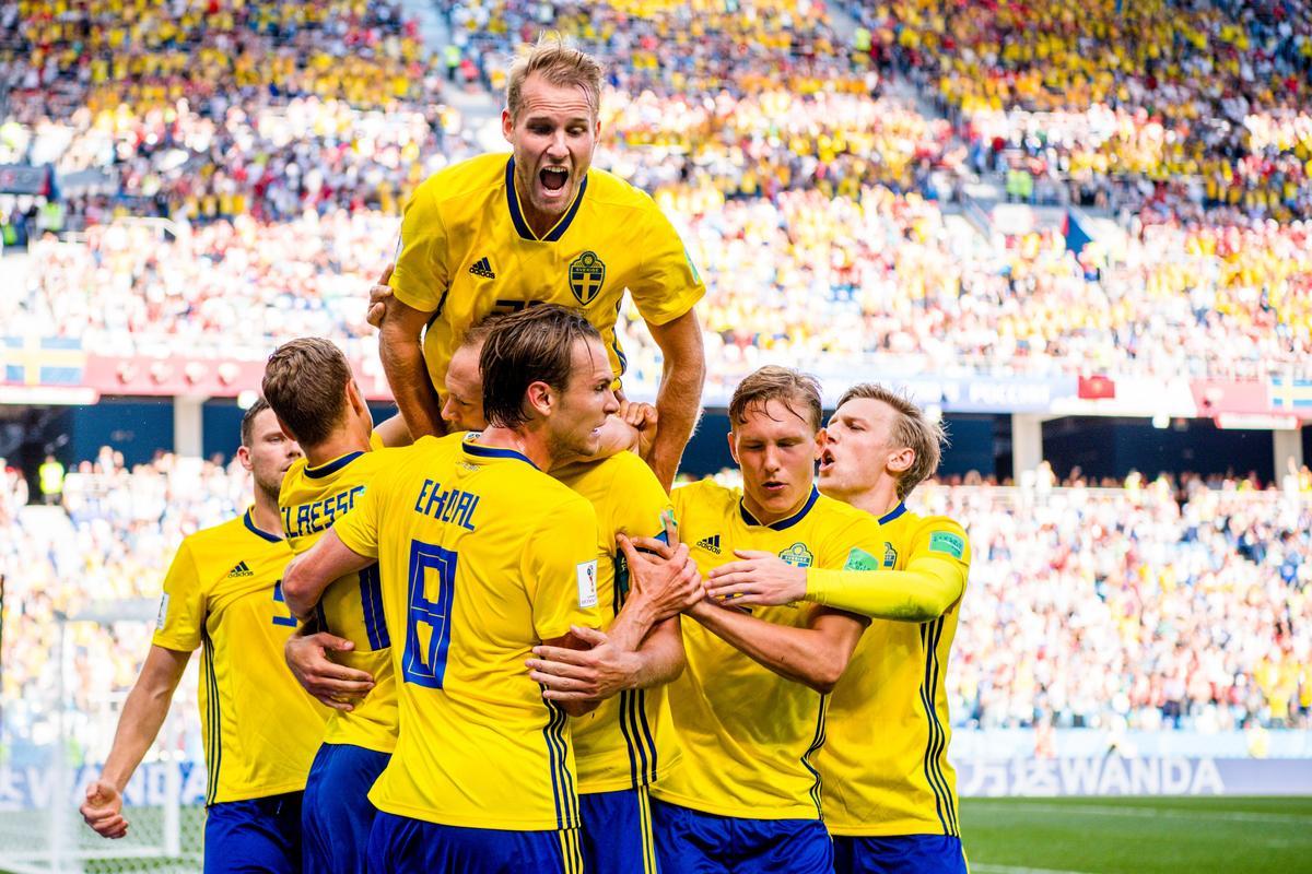 Drömstart för Sverige – Granqvist stor matchhjälte