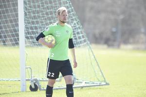 Sebastian Crona ser fram emot att spela på Stadsparksvallen.
