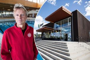 Tomas Vikner, klubbchef för Falu simsällskap, är besviken över att beslutet om ny simhall återremitterades på fullmäktigemötet under måndagen.