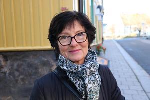 Annica Dovander, Norrtälje: – Det är bra. Jag  går på Hälsocenter och där funkar allt bra. Alla jag mött är väldigt vänliga och man känner sig väl omhändertagen där.
