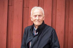 Bengt Norberg, tävlingsledare för Indalsloppet sedan 27 år tillbaka!