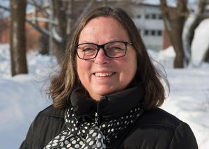 Lena Larsson, 61 år, rådgivare, Sundsvall