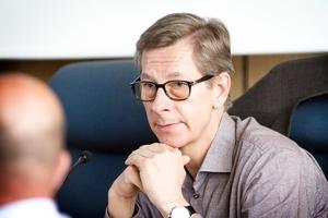Anders Johansson, kommunchef i Bollnäs.