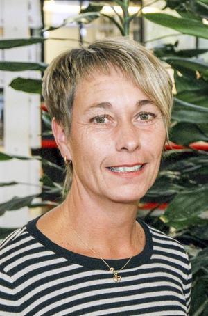 Anna-Lena Andersson är socialnämndens ordförande.