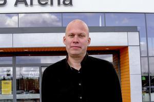 VIK:s ordförande Pär Södergren